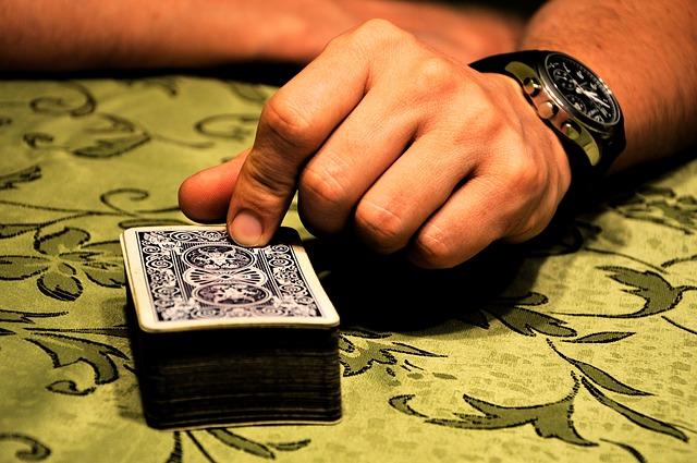 karty jako záliba