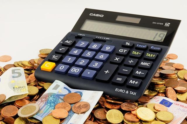 kalkualčka na eurech