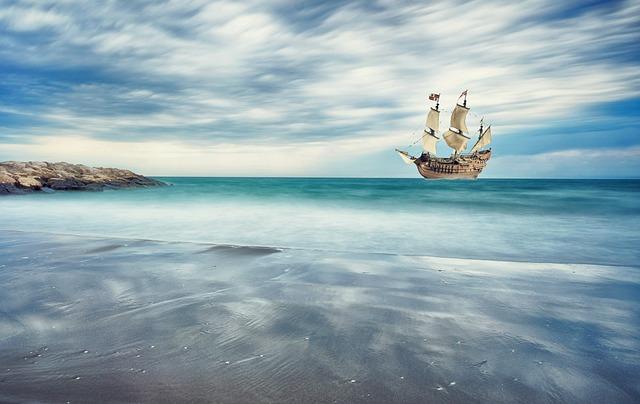 plachetní loď