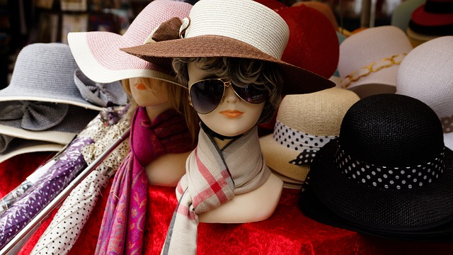 klobouky na prodej