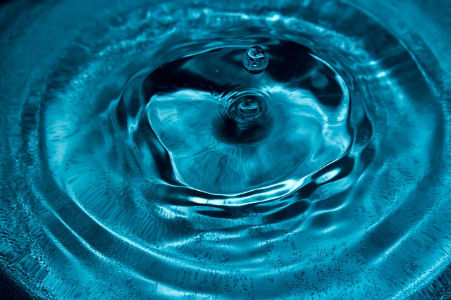 kapání voda
