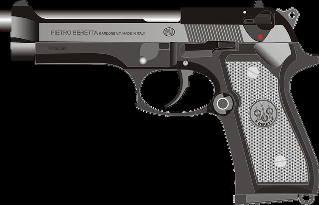 pistol pietro beretta