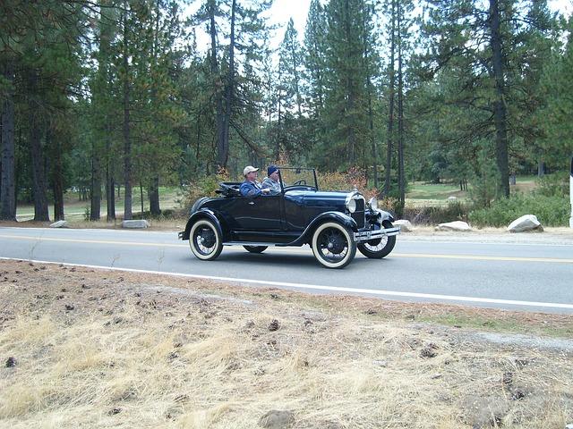 historické vozidlo