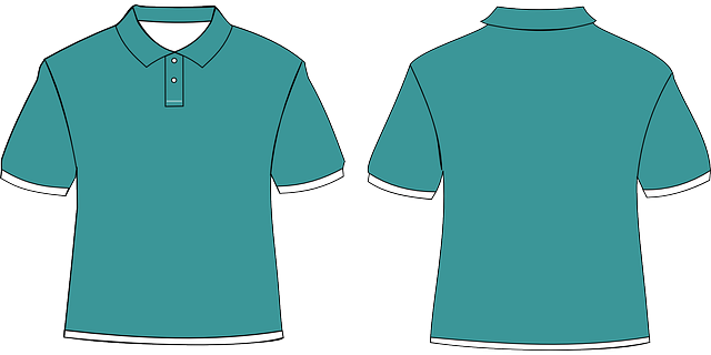 triko s límečkem