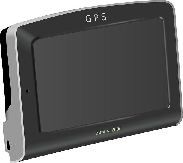 gps zařízení
