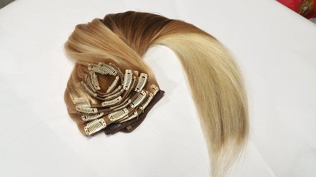 Clip Extension prodlužování vlasů