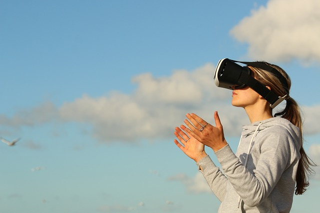 virtuální brýle