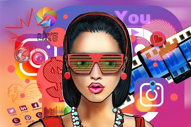 síla sociálních sítí