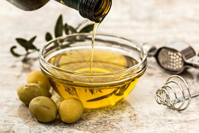 výroba olejíčku