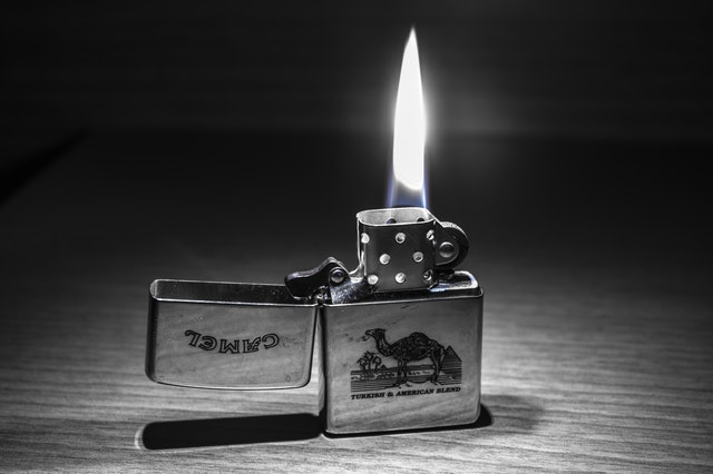 zippo zapalovač