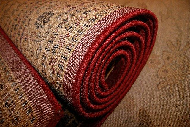 nový koberec