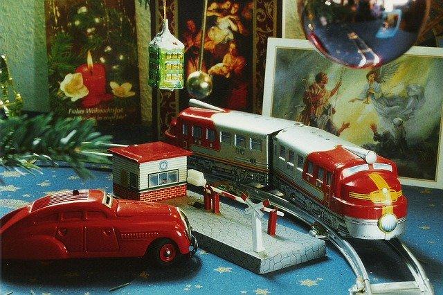 retro hračky